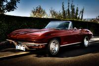 Corvette Stingray 1