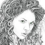 """Dryad (square)"" by Eris-Artwork"
