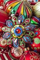 Colorful ornaments
