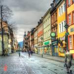 """Heidelberg Street"" by gnossisart"