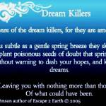 """Dream Killers"" by globetrotter1"