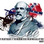 """Robert E Lee My Heart Bleeds"" by charlesrivereditors"
