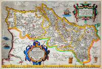 Ortelius Map of Portugal Porvgalliae