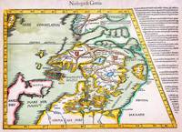 1541 WALDSEEMULLER Map of Scandinavia Norbegia