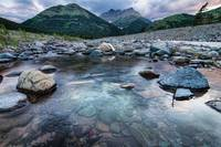 Waterton Rivers