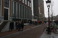 Anne Frank Huis Queue