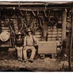 """""""Tintype: Anne, John, Cabin"""" by Llewellyn"""
