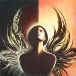 """The Angel of Borderland"" by Hannahart"