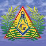 """Masonic Acacia and Pyramid"" by garyoa1"