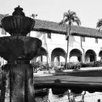 """Mission Santa Barbara"" by ChrisHudson"