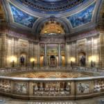 """Rotunda, Minnesota State Capitol"" by dawilson"