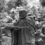"""Japanese Statues"" by christopherousseau"