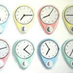 """Kitchen clock"" by catwezle"