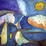 """Estuary - Glow"" by malevison"