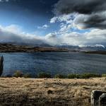 """Lake Alexandrina Panorama"" by tanalised"