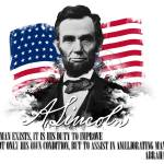 """Abraham Lincoln ""Ameliorating mankind"""" by charlesrivereditors"