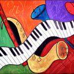 """Jazzin"" by peggygarr"