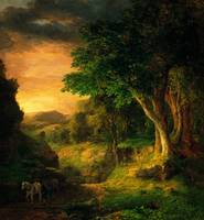 George Inness In the Berkshires