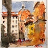 Firenze Art Prints & Posters by Scott Henderson