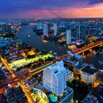 """Bangkok Night"" by kapuk"