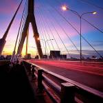 """Rama 8 Bridge"" by kapuk"