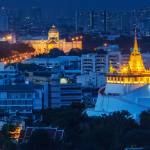 """Golden Temple bangkok"" by kapuk"