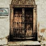 """""""Famous Zanzibar Door"""" by amynnasser"""