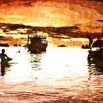 """""""Magical Indian Ocean Sunset"""" by amynnasser"""