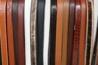 Handmade Leather Belts in Cotacachi