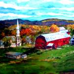 """Country Side"" by cneartgallery"