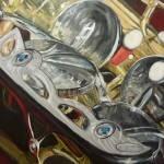 """Saxophone"" by AmyHaynes"