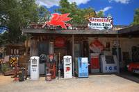 Route 66 - Hackberry General Store