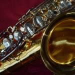 """Saxophone 2"" by AmyHaynes"
