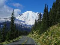 On The Road To Mount Rainier