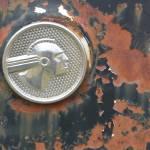 """Pontiac Emblem, Dee Oberle"" by GypsyChicksPhotography"