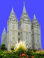 7 LDS SLC TEMPLE