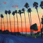 """La Jolla Sunset San Diego"" by BeaconArtWorksCorporation"