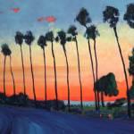 """La Jolla Sunset San Diego"" by RDRiccoboni"