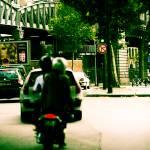 """Motorcycle Paris"" by AthenasArt"