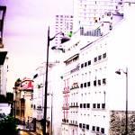"""""""Paris Apartmant View-urple"""" by AthenasArt"""
