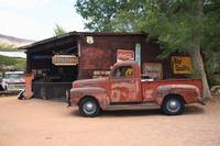 Route 66 Garage and Pickup 2012