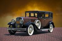 1930 Franklin Formal Sedan