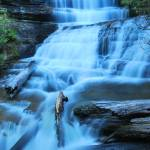 """Waterfall Tasmania"" by PeteH"