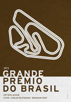 Legendary Races - 1973 Grande Premio do Brasil