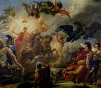 Allegory of the Battle of Austerlitz, 2nd December