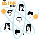 """The Big Bang Theory"" by marcelobadari"
