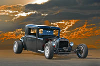 1930 Hudson Hot Rod Coupe