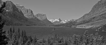 Popular Shot from Glacier NP