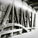"""Covered Bridge Sunlight-"" by jamiestarling"