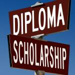 """Diploma & Scholarship: Academic Success"" by WilshireImages"